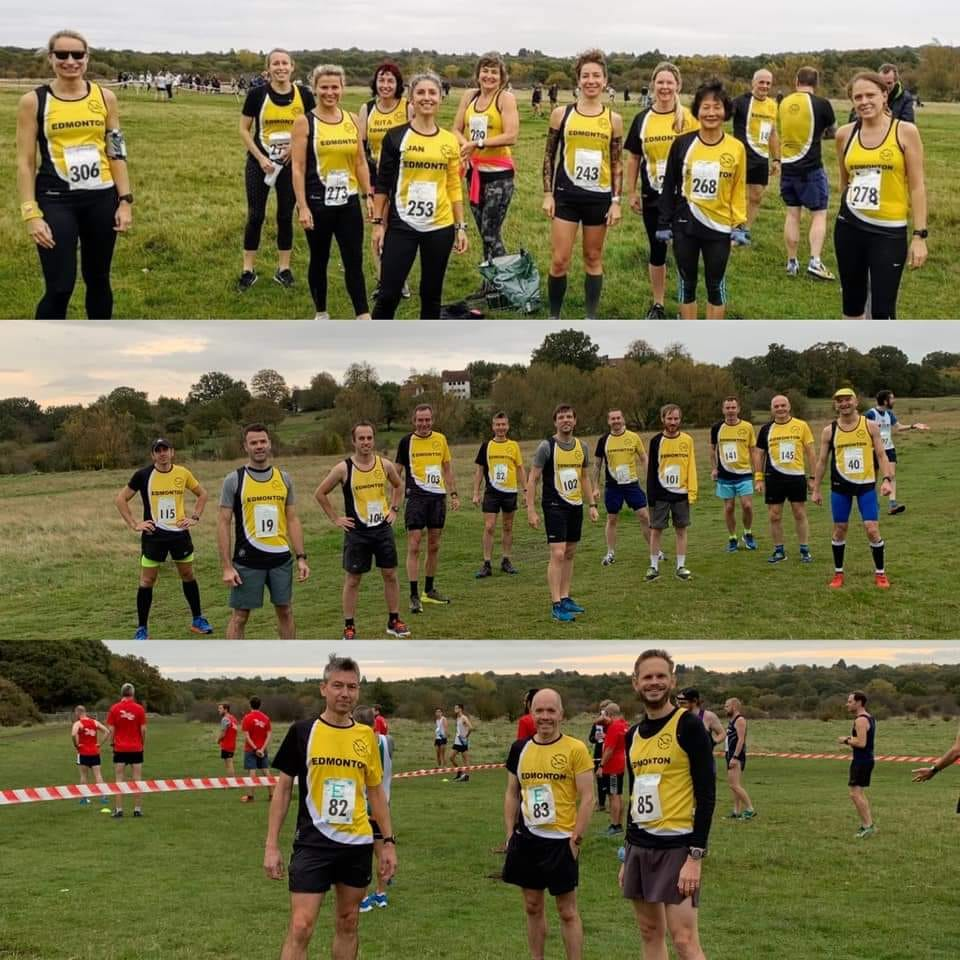 Chingford League Race 1 report.